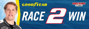 Goodyear Race 2 Win