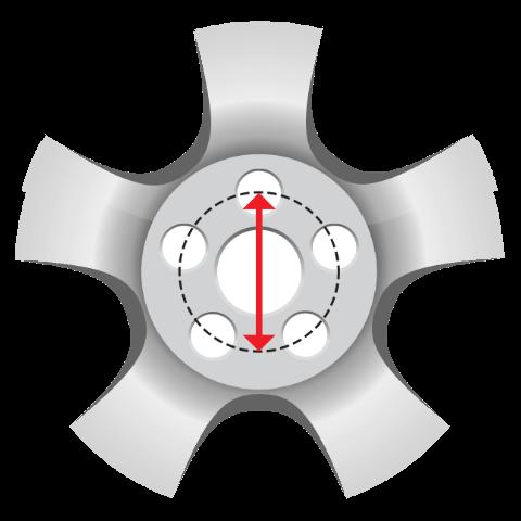 Wheel Bolt Pattern Guide