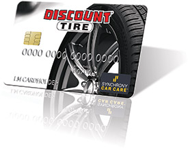 Apply for your Discount Tire credit card