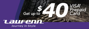 Laufenn Tire Rebate