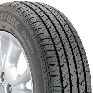 Bridgestone B380 Run Flat Tires Touring Passenger All Season Tires