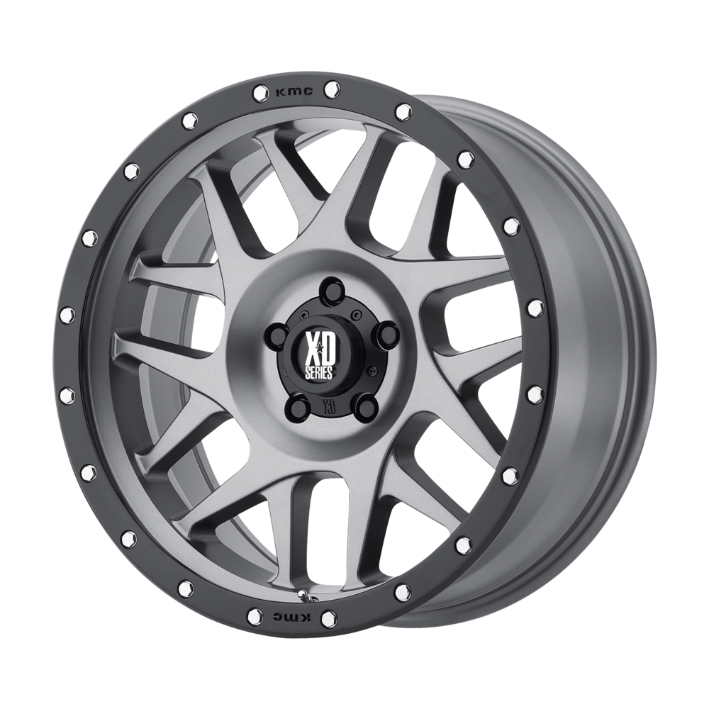 Image of XD Series XD127 Bully 17 X9 5-127.00 -12 GYMTBL