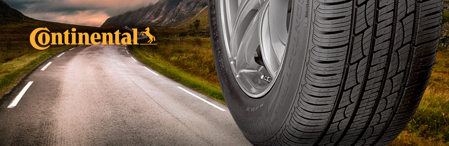 exclusive continental tires