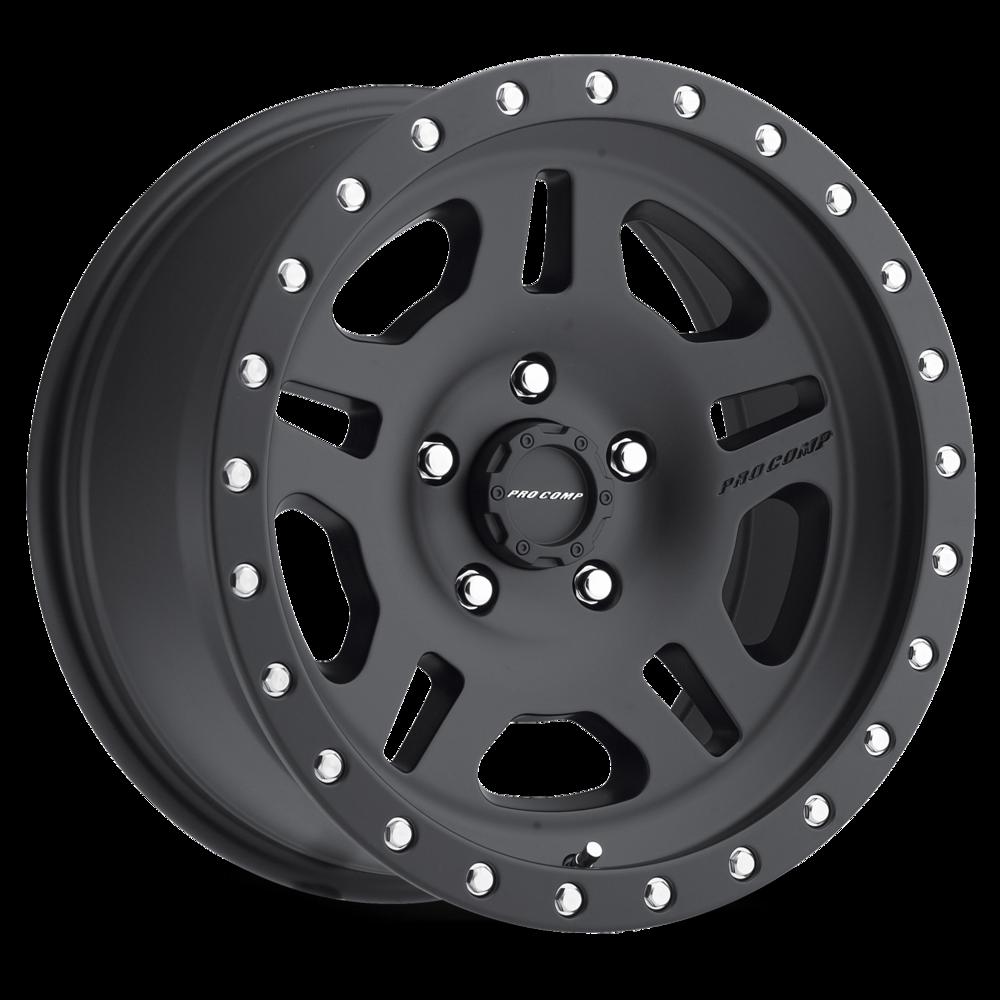 Pro Comp 29 Wheels | Multi-Spoke Painted Passenger Wheels ...