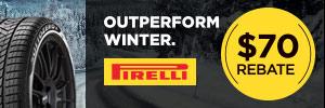Pirelli Tire Rebate