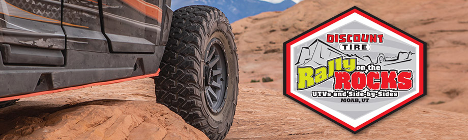 2019 Discount Tire Rally on the Rocks