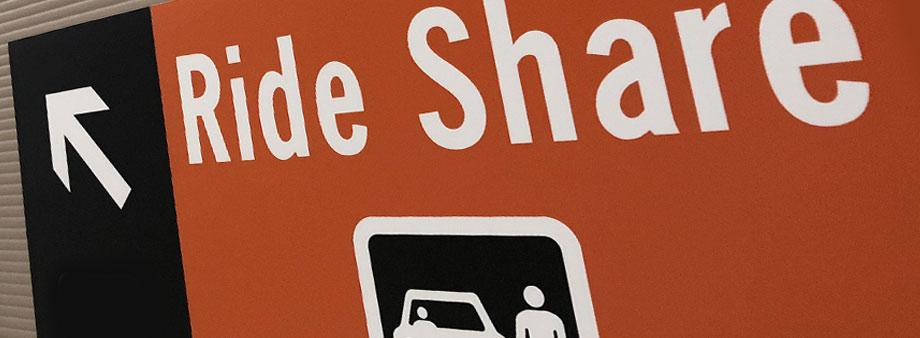 rideshare info