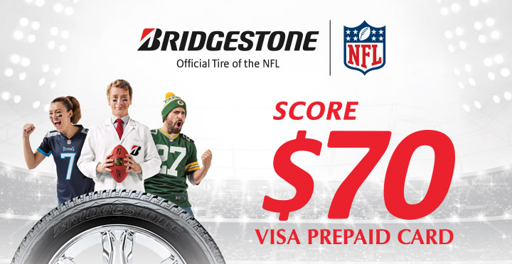 Bridgestone Tire Rebate