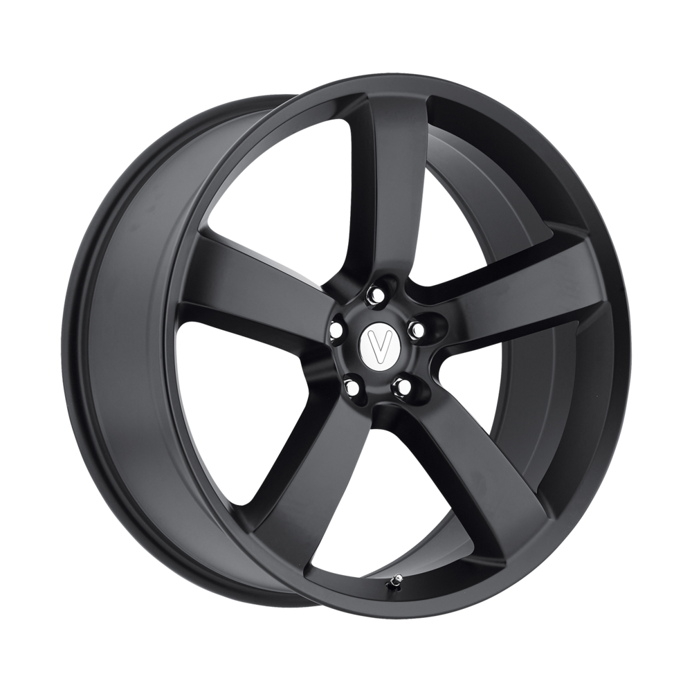Image of Wheel Replicas Dodge SRT-8 20 X9 5-115.00 20 BKMTXX