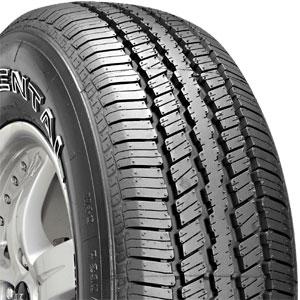 Continental Contitrac Tires Truck Passenger All Season Tires