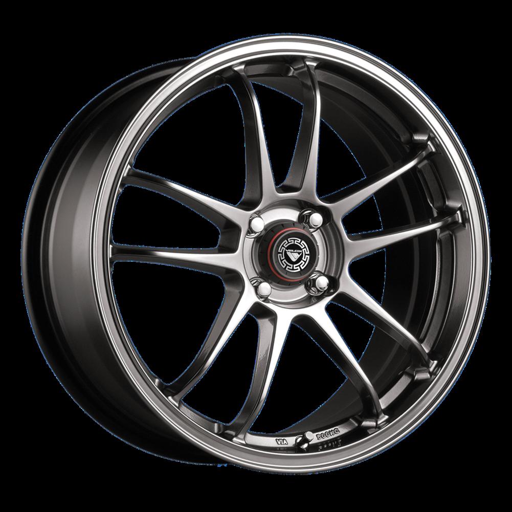 Velox Glide Wheels  Split-Spoke Multi-Spoke Painted Passenger Wheels  Discount Tire