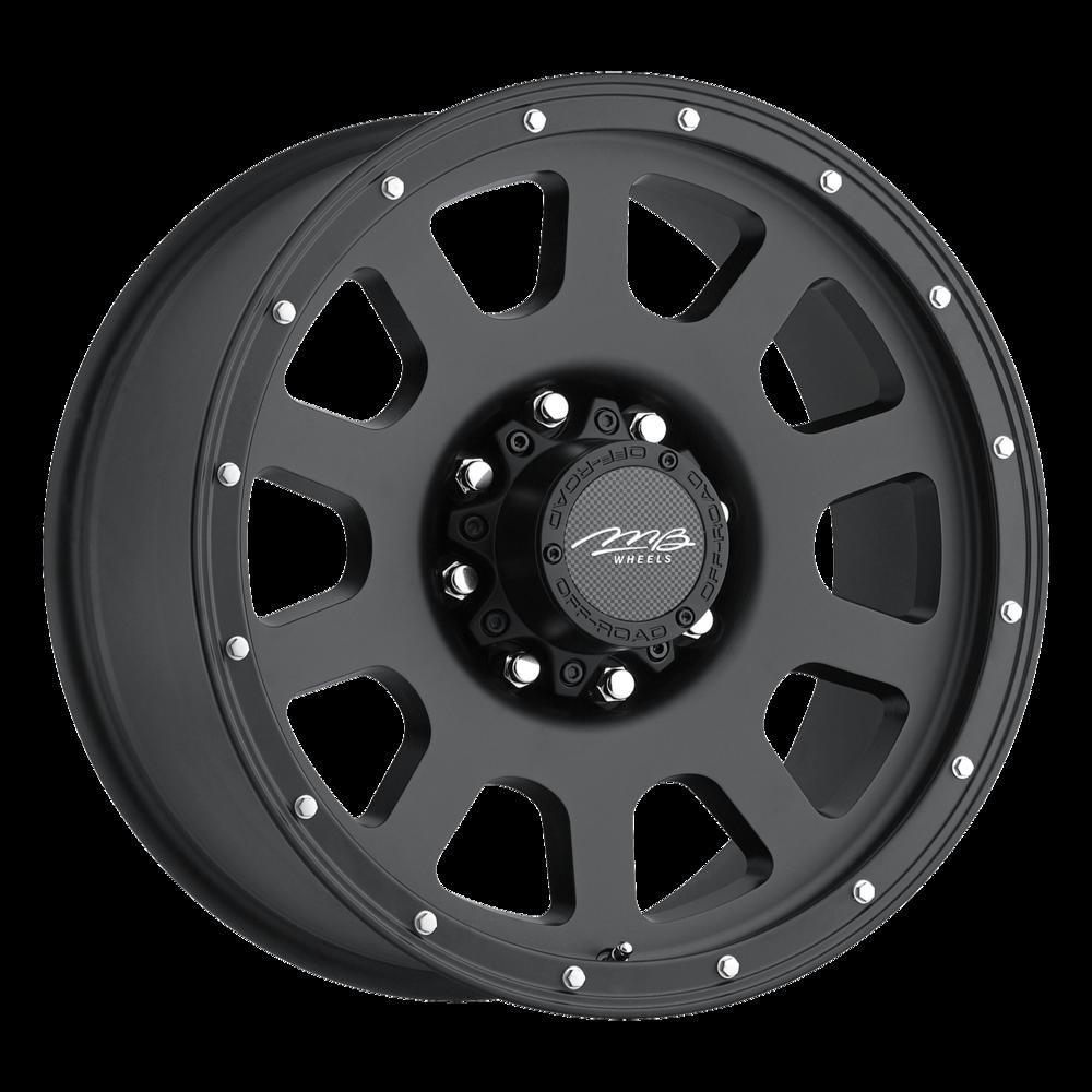 MB Wheels 352 20  X9     8-180.00 18  BKMTXX