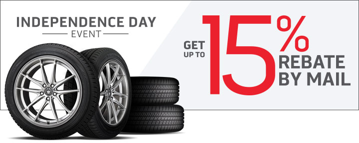 Independence Day Tire and Wheel Deals