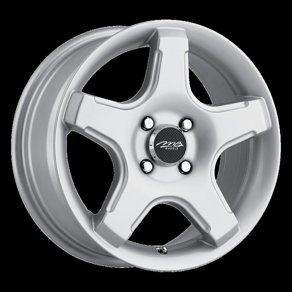 Image of MB Wheels 14 15 X6.5 4-100.00 38 SLMEXX