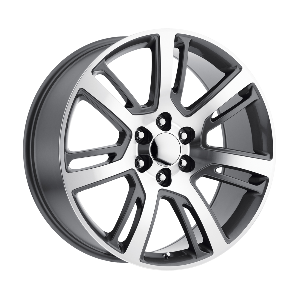 Image of Wheel Replicas Escalade Platinum 22 X9 6-139.70 31 DGMCXX