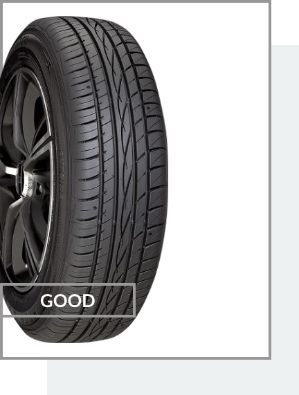 good rated tires