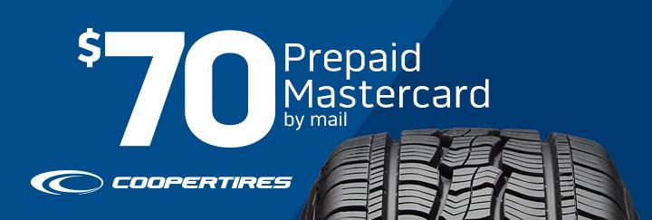 Cooper Tire Rebate