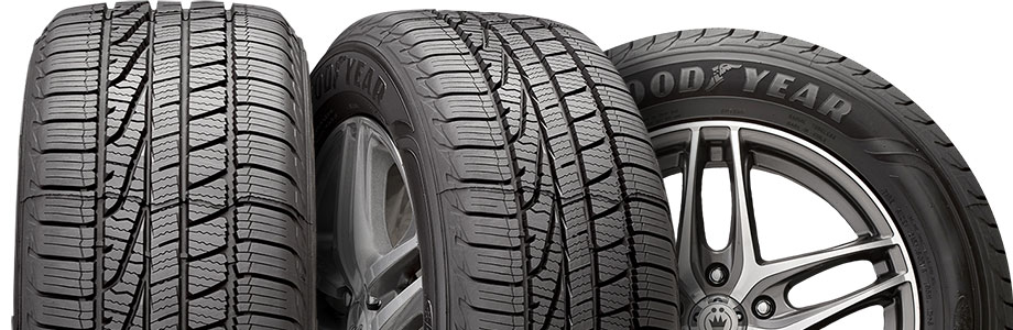 goodyear assurance weather ready three tire