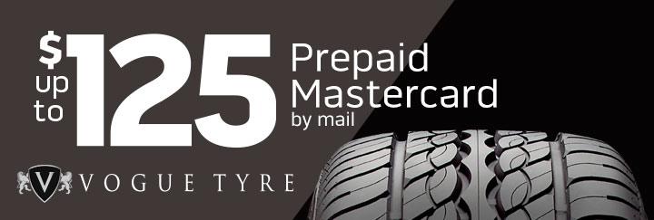 Vogue Tyre Rebate
