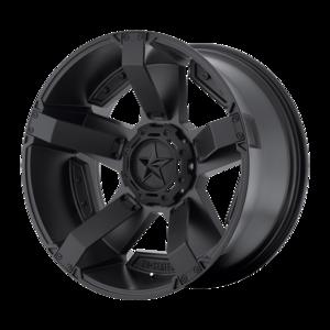 Xd Series Xd 811 Rockstar Ii Wheels Multi Spoke Painted