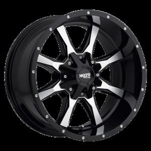 Moto Metal Mo970 Wheels Multi Spoke Truck Machined Wheels