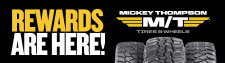 Mickey Thompson Mail in Rebate