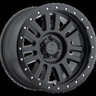 Image of Black Rhino El Cajon 17 X9 5-127.00 -12 BKMTXX
