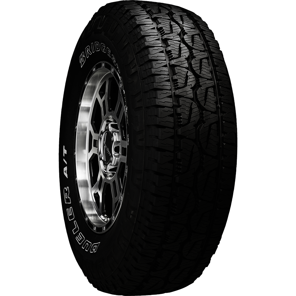 Image of Bridgestone Dueler A/T Revo 3 LT265 /75 R16 123R E1 OWL