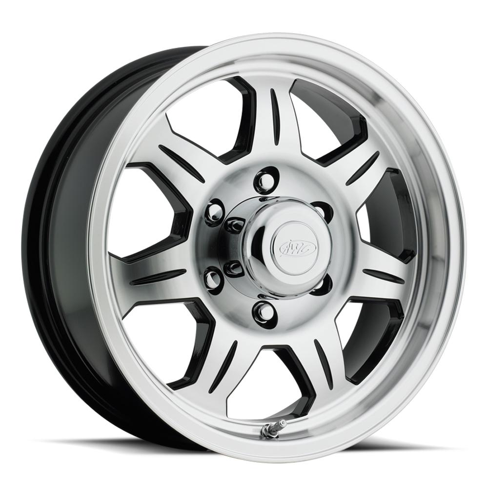Image of Allied Wheel Components 870 Trailer 15 X6 5-127.00 0 BKMMXX