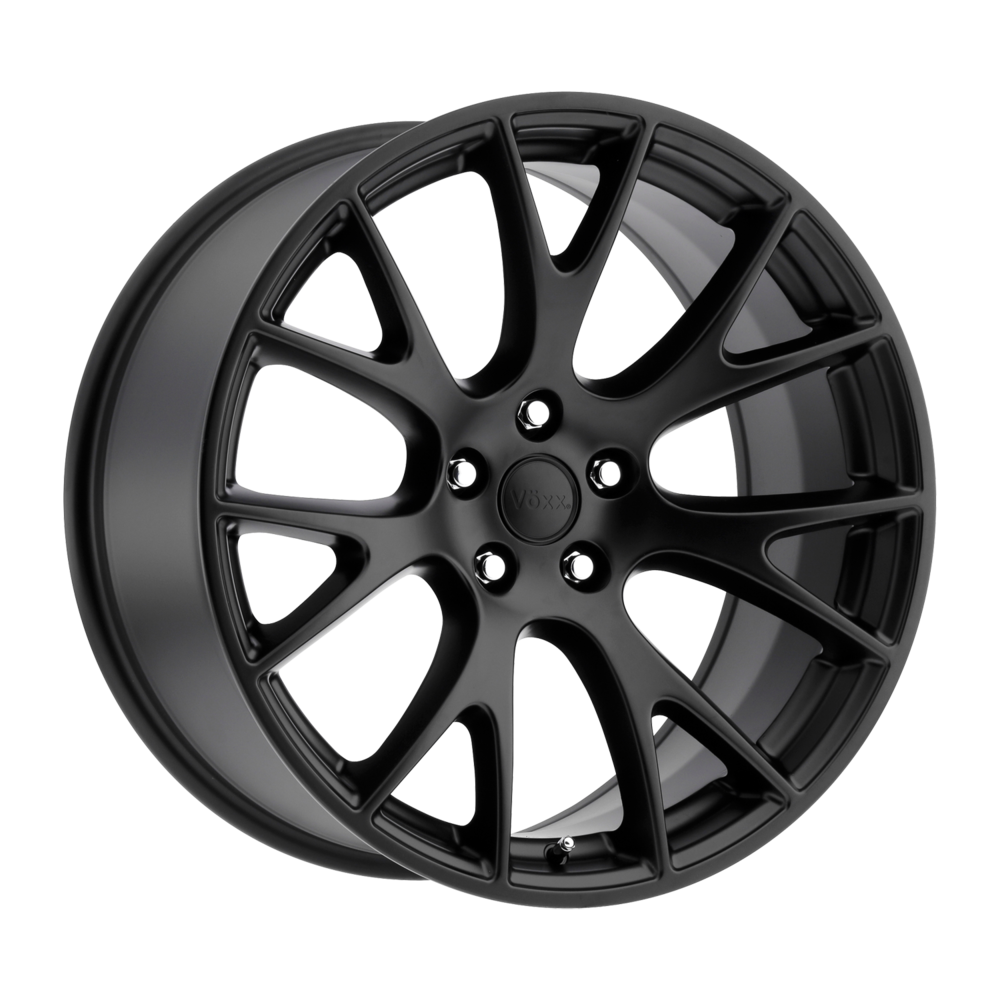 Image of Wheel Replicas Hellcat 20 X10.5 5-115.00 25 BKMTXX