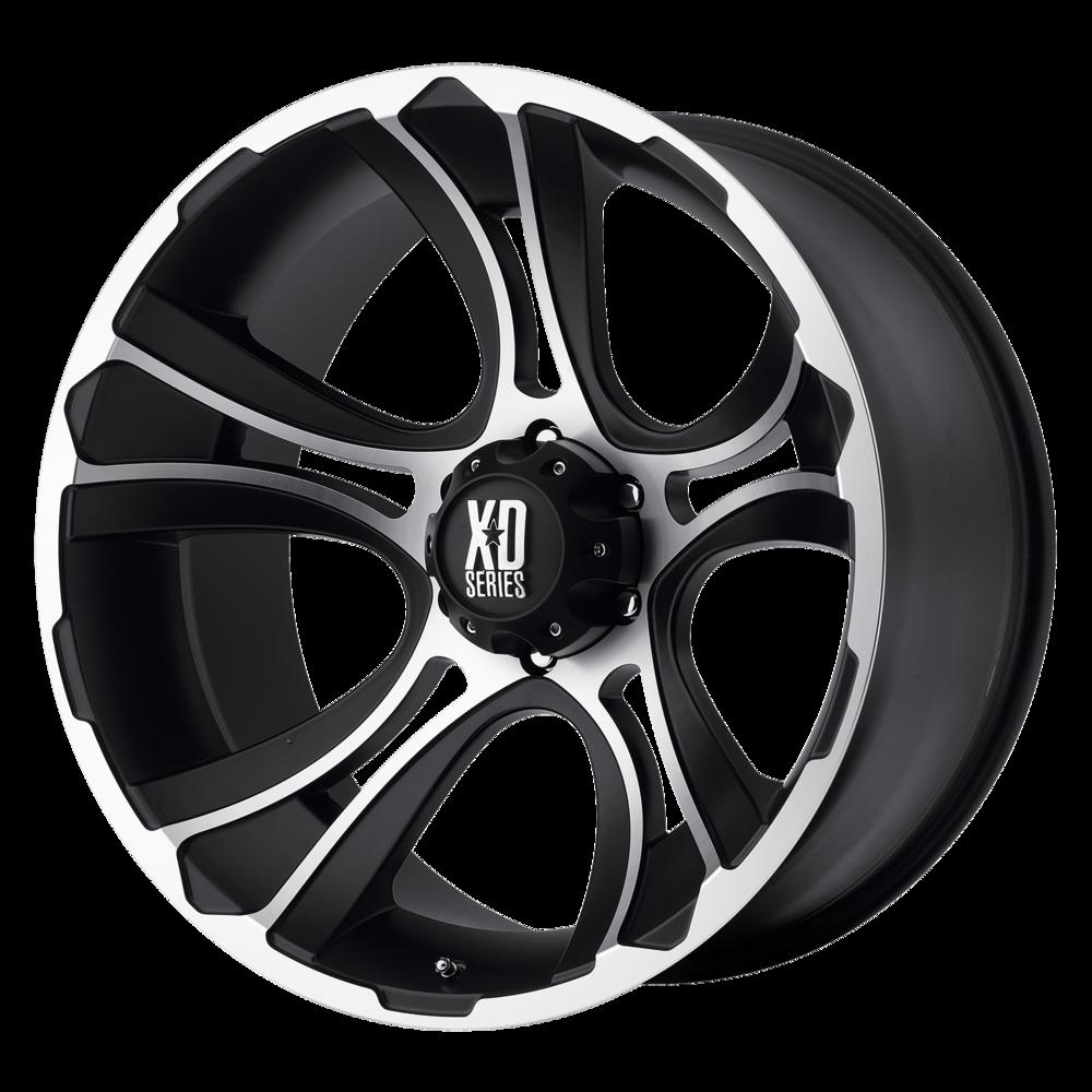 Xd Series Xd 801 Crank Wheels Split Spoke Multi Spoke