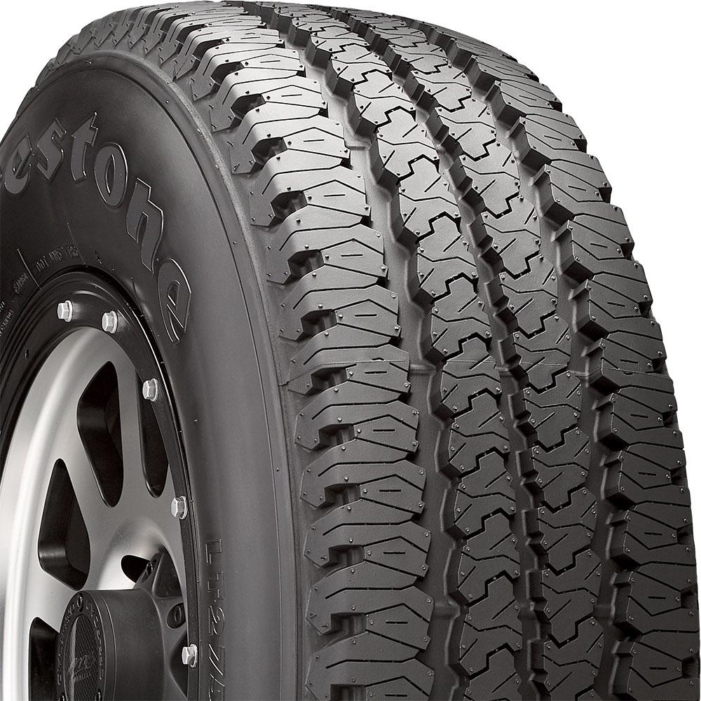 Image of Firestone Tire Transforce AT LT245 /70 R17 108Q C1 BSW GM