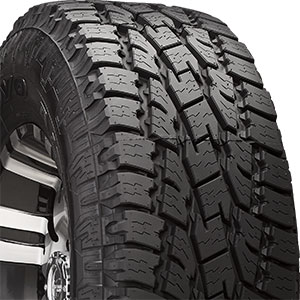 Discount Tire All Terrain Tires >> Toyo Tire Open Country A T Ii Tires Truck Passenger All Terrain