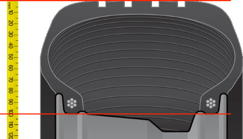Tire Section Height