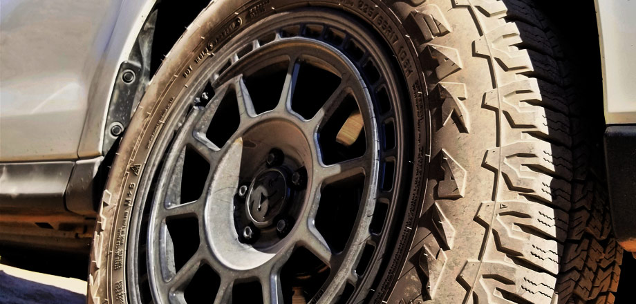 fifteen52 wheel on all terrain tire