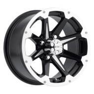 Image of G-FX Six Shooter 12 X7 4-110.00 4+3 BKMCMS