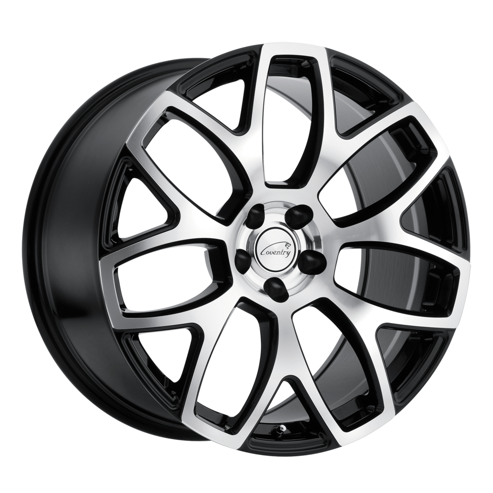 Coventry Ashford 20  X10.5  5-108.00 45  BKGLMS