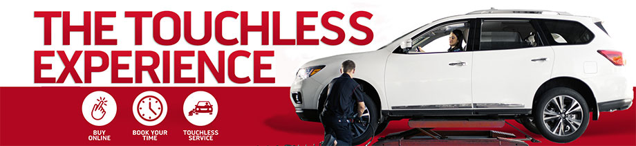 touchless services for your vehicle