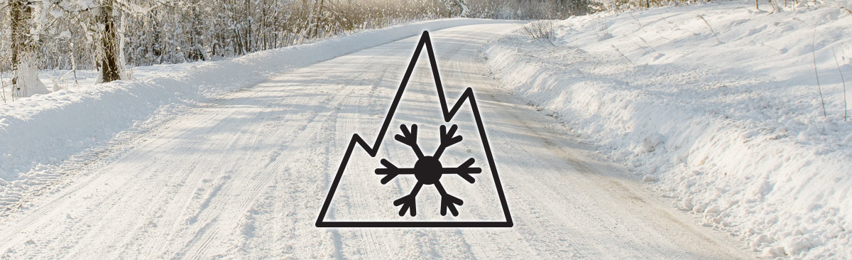 tires with mountain snowflake symbol