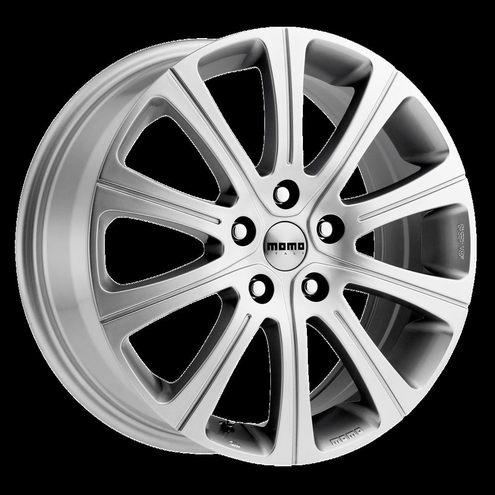 Momo Win2 Wheels | Multi-Spoke Painted Passenger Wheels