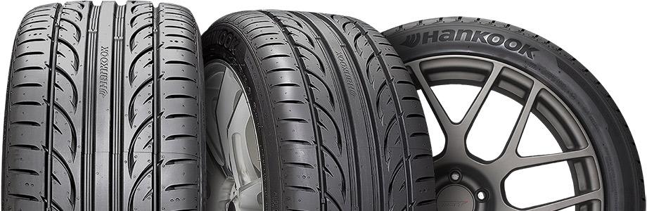 three tire view hankook ventus v12 evo2 k120