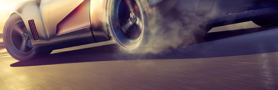 Toyota Supra tires