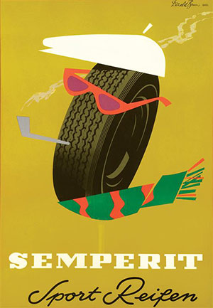 semperit tire art