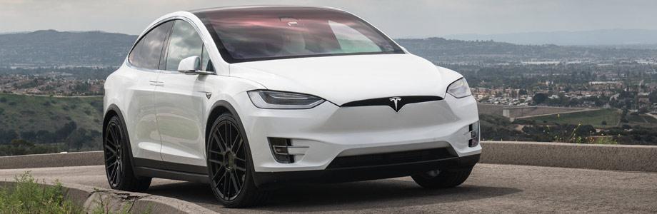 Tesla tires