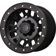 Image of MB Wheels 11 ATV 12 X7 4-115.00 4+3 BKMTXX