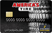 Amwerica's Tire credit card