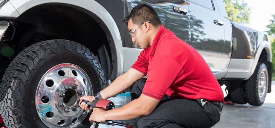 Learn about Tire Services