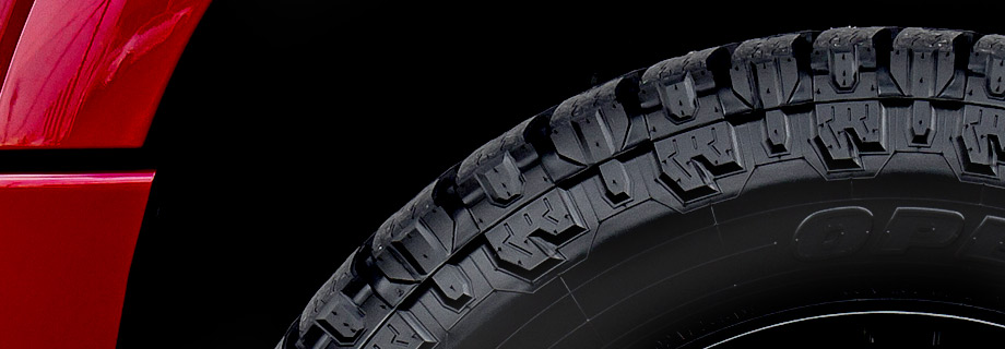 tire sidewall design