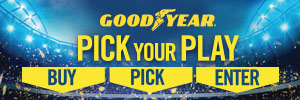 Goodyear Pick Your Play