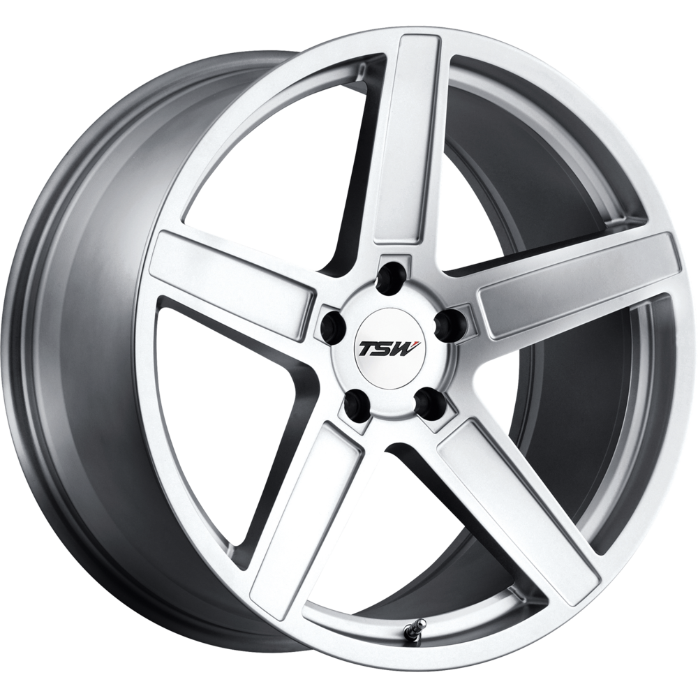 Image of TSW Ascent 20 X8.5 5-120.00 35 SLMTXX